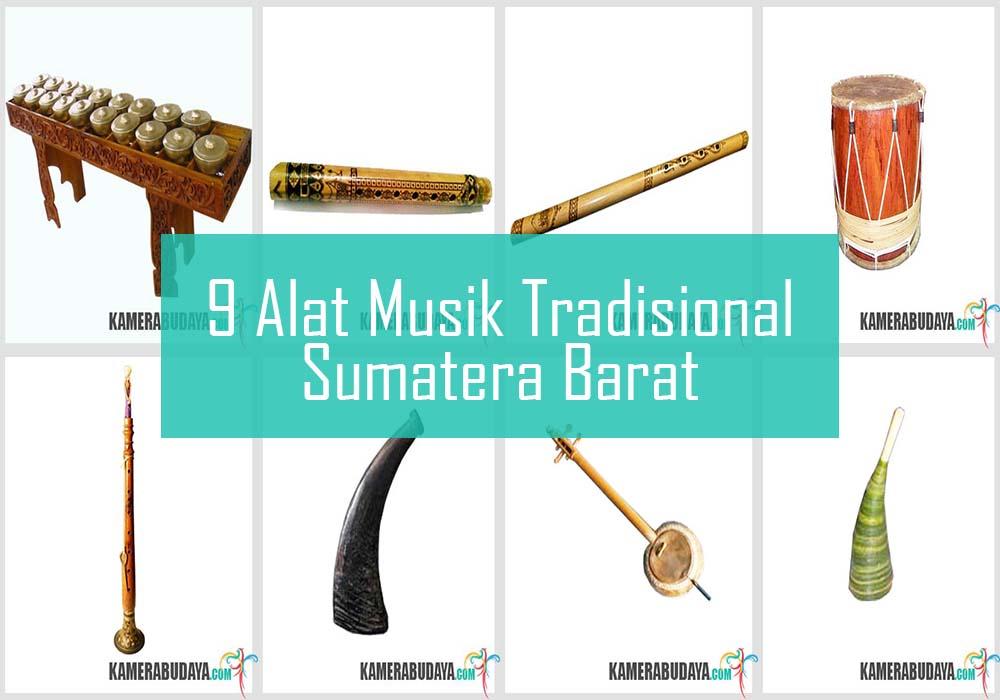 76 Gambar Alat Musik Sumatera Barat Terbaik