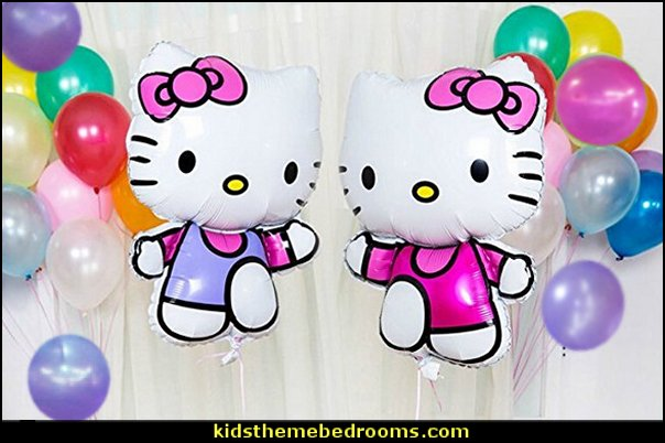 Hello Kitty Super Shape Foil Balloons hello kitty party supplies - hello kitty party decorations ideas - Hello Kitty party decor - Hello Kitty balloons - hello kitty cake - Hello Kitty party table decorations - Hello Kitty cupcakes - Hello Kitty themed party - Hello Kitty Costume