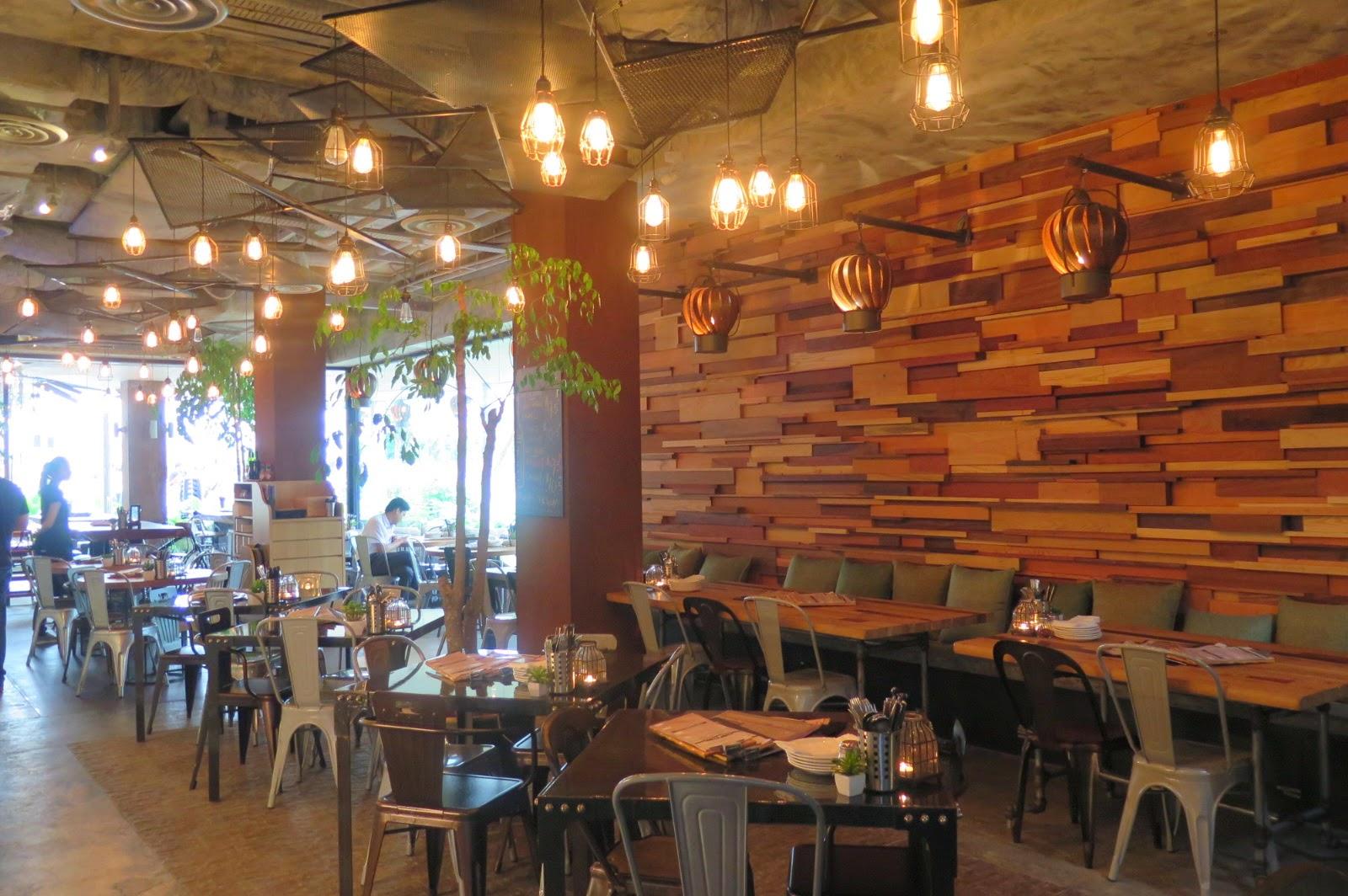 Italian Bistro Kitchen Decorating Ideas Remodel Okc Supply And Demand Modern Peruvian Rooftop