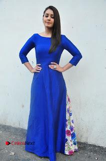 Actress Raashi Khanna Pictures at Supreme Success Meet  0138.JPG