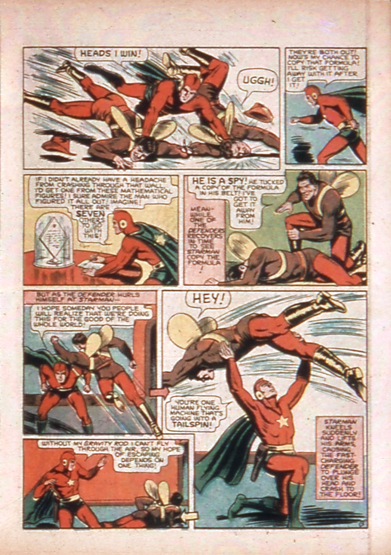 All-Star Comics (1940) issue 10 - Page 31