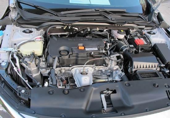 2017 Honda Civic 1.5L Turbo Sedan Review - Reviews of Car