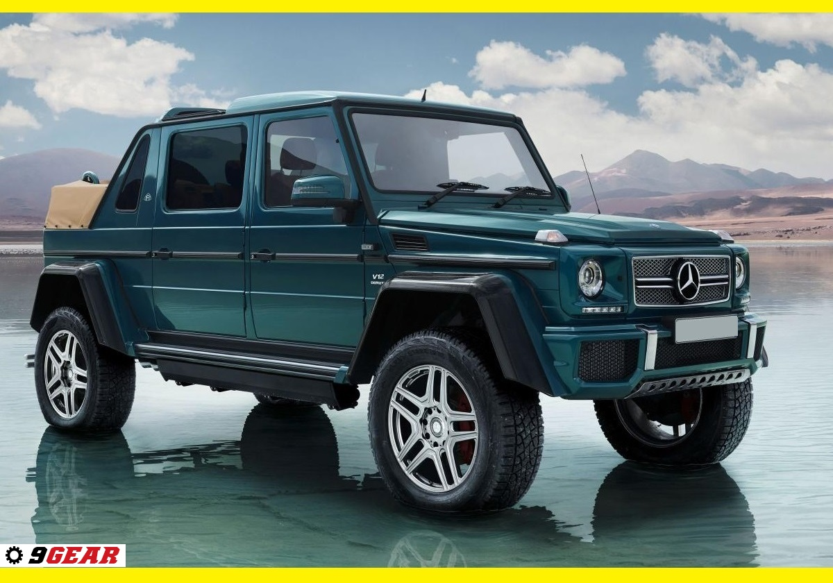 2018 mercedes maybach g 650 landaulet a g class like never before car reviews new car. Black Bedroom Furniture Sets. Home Design Ideas