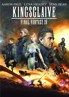 Kingsglaive: Final Fantasy XV [Latino]