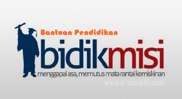 PENDAFTARAN PROGRAM BIDIKMISI SBMPTN 2017/2018