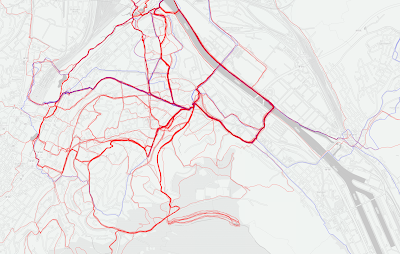 Get your tracks from the Strava API and plot them on Leaflet maps