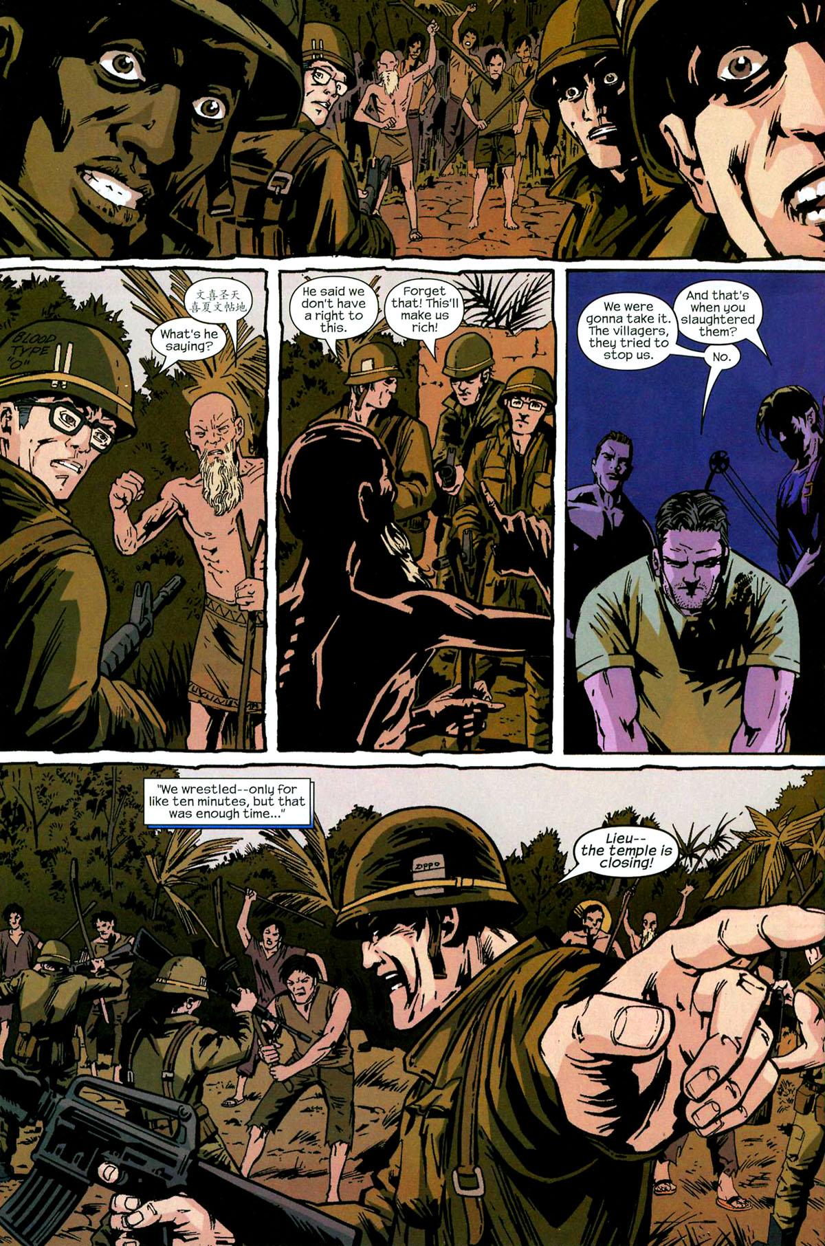 Hawkeye (2003) Issue #5 #5 - English 18