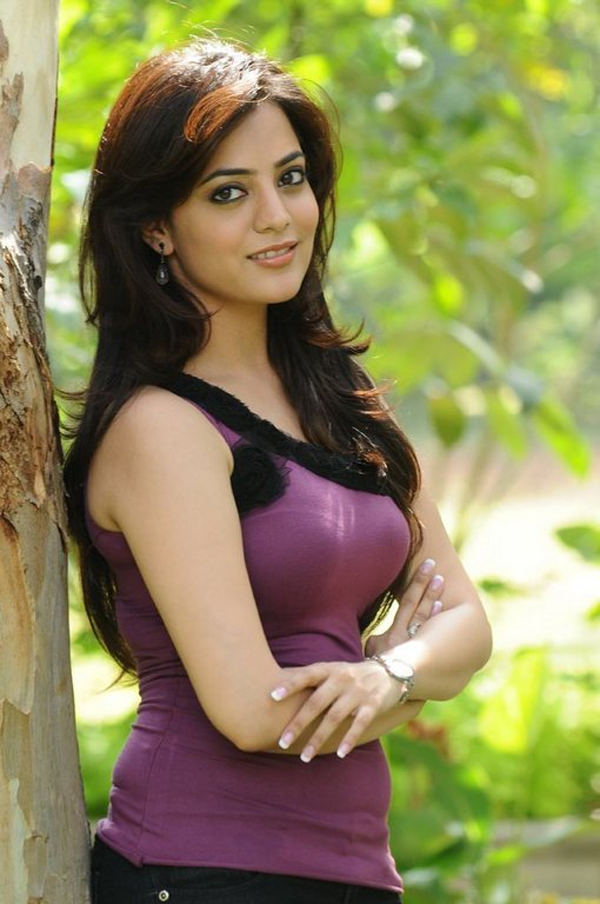 Heroine Walls Nisha Agarwal Hot Stills-5662