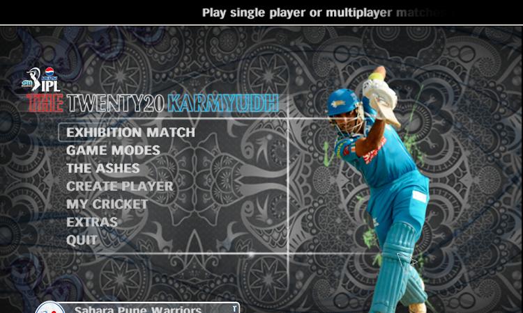 EA Sports Cricket 2014 IPL T20 Free Download