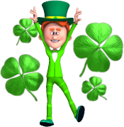 St Patrick's Day Graphics 2018