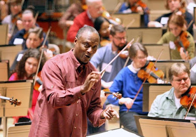 BostonGlobe.com: Lifting the baton to bring composers of color into the canon