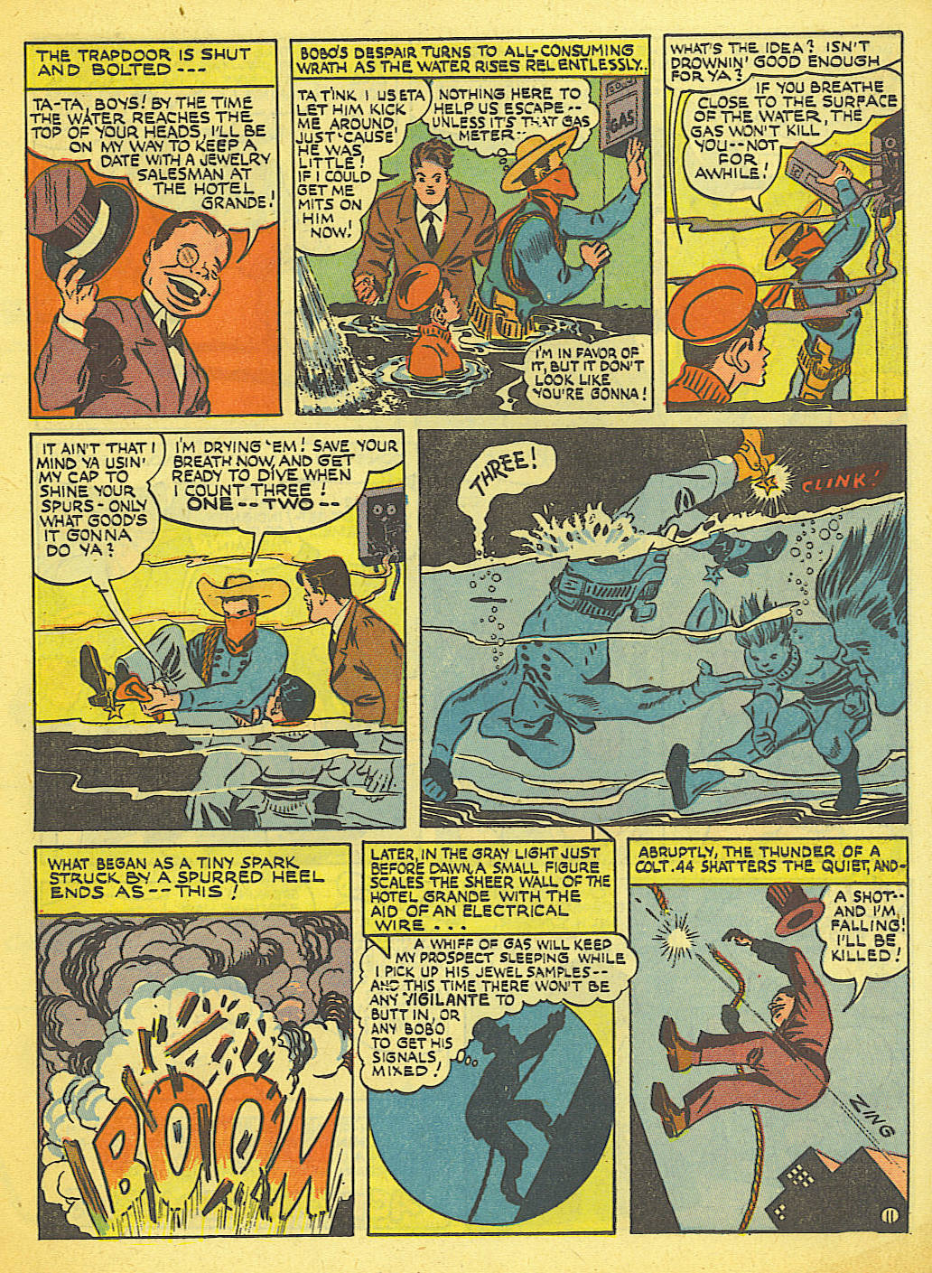 Read online Action Comics (1938) comic -  Issue #58 - 25