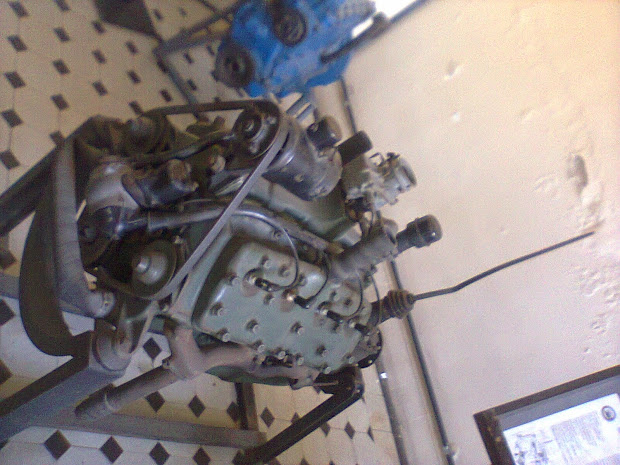 Ford Flathead V8 Engine Cubic Inch - Year of Clean Water