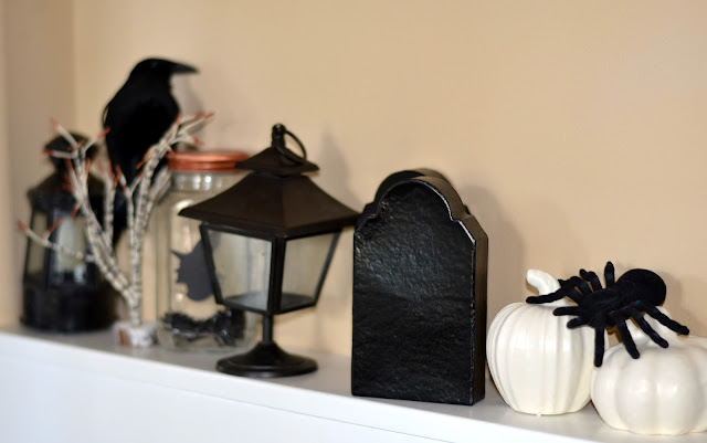 halloween, decor, diy, silhouette cameo