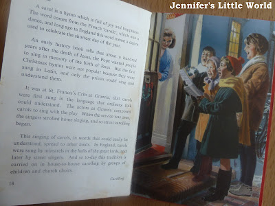 The Stories of our Christmas Customs a Ladybird Book