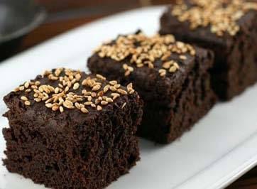 Resepi Chocolate Brownies Kedut