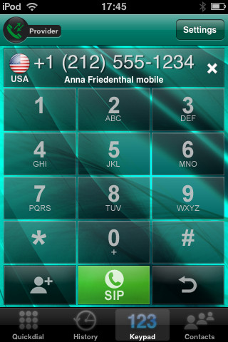 Acrobits Softphone - SIP phone for VoIP calls IPA 4 9 2