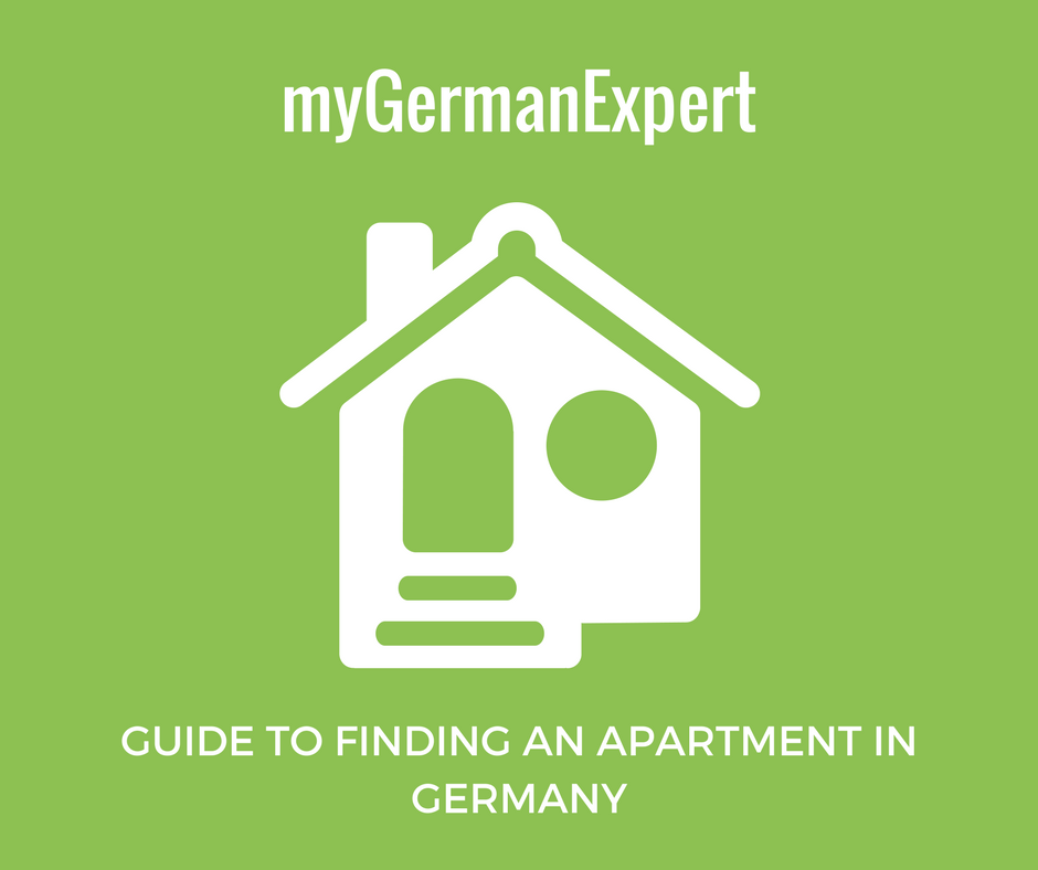 Finding an apartment in Germany