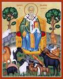 St. Blaise, Healer of Wild Animals