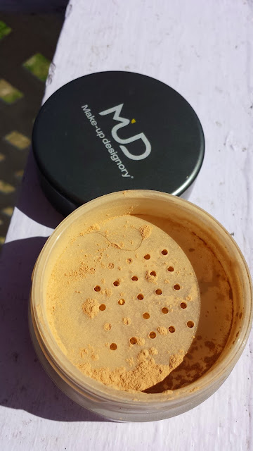 Make-up Designory Loose Powder 'Desert' - www.modenmakeup.com