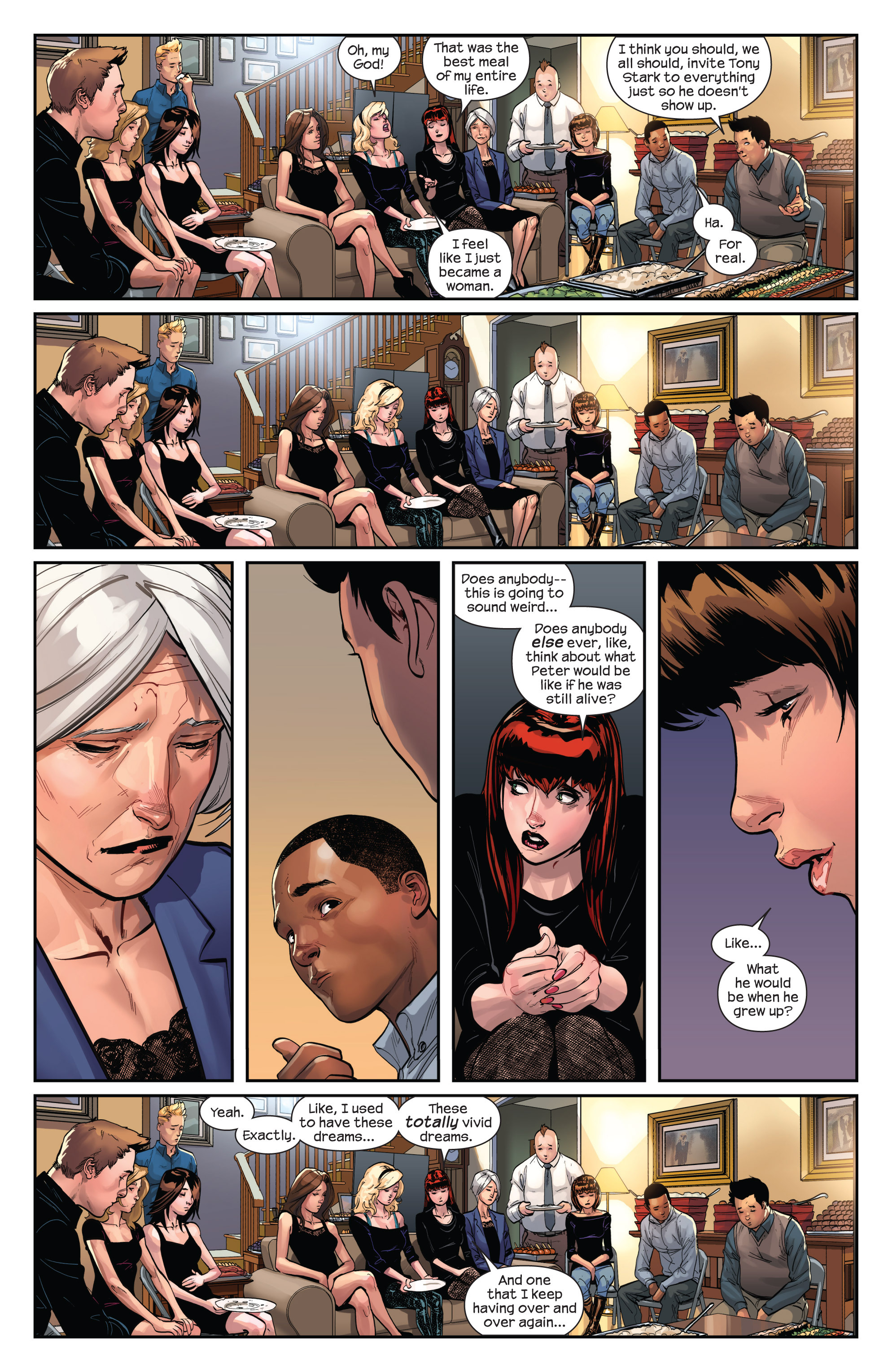 Read online Ultimate Comics Spider-Man (2011) comic -  Issue #200 - 14