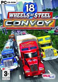 crack jogo 18 wheel steel convoy