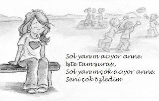 sol yanım acıyor anne şiiri, anneler günü şiirleri, anneler günü sözleri, anneler günü tebriği, yetim ne demektir, yetim kız şiiri