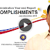 LIST: Duterte Administration Year-end Report KEY ACCOMPLISHMENTS (July-December 2016)