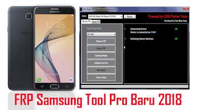 Download, Cara, Menggunakan, Bypass, FRP, Samsung, Tool, Pro, Baru, GSM, FLasher,android,