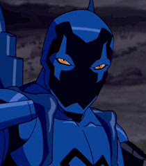 Young Justice Blue Beetle Scarab Enough is Enough....: ...