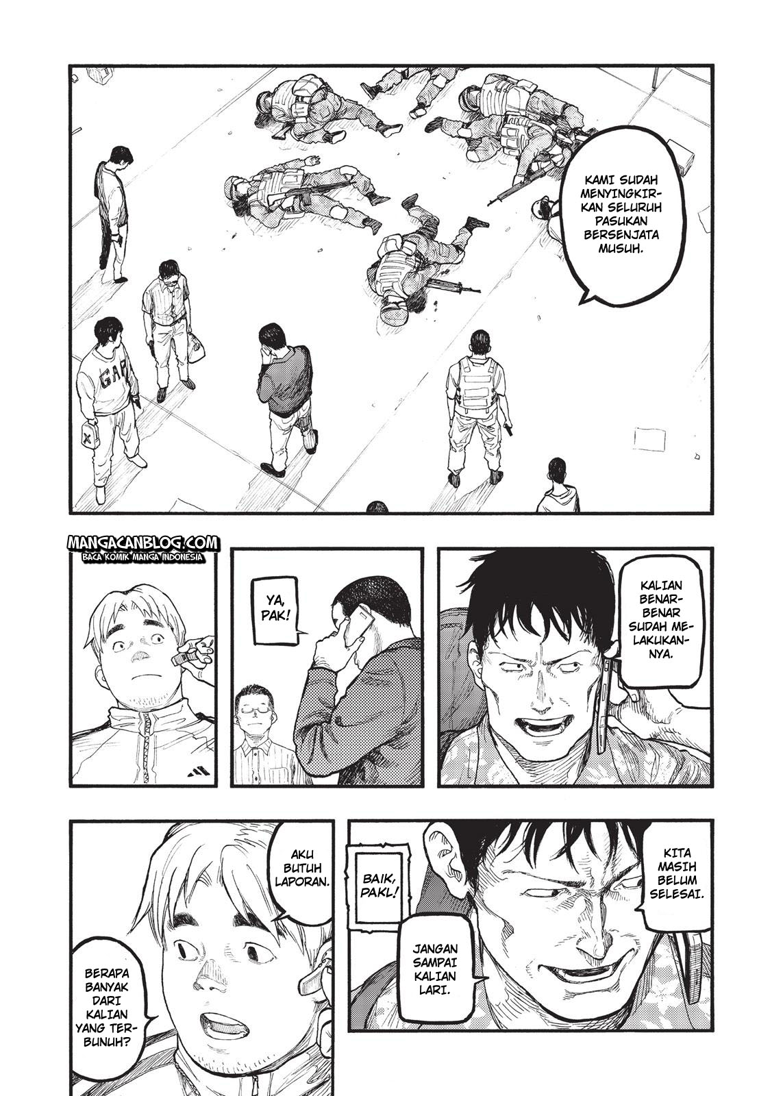 Ajin Chapter 55-17