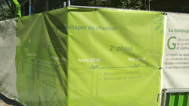 Muros vegetales Paris