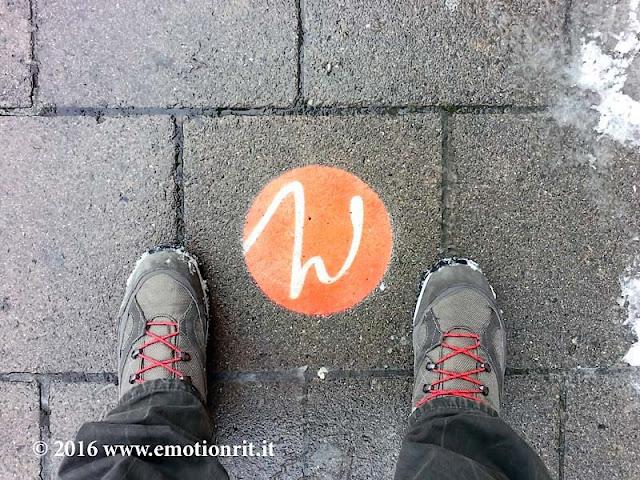 Camminare sulla Wagnerweb