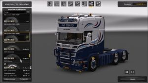 Truck - Scania J&L Trans Thermo V 1.0