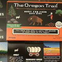 The Ultimate Board Game Guide - The Oregon Trail Hunt for Food