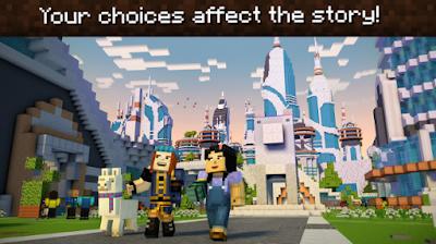Minecraft Story Mode - Season Two Mod Apk