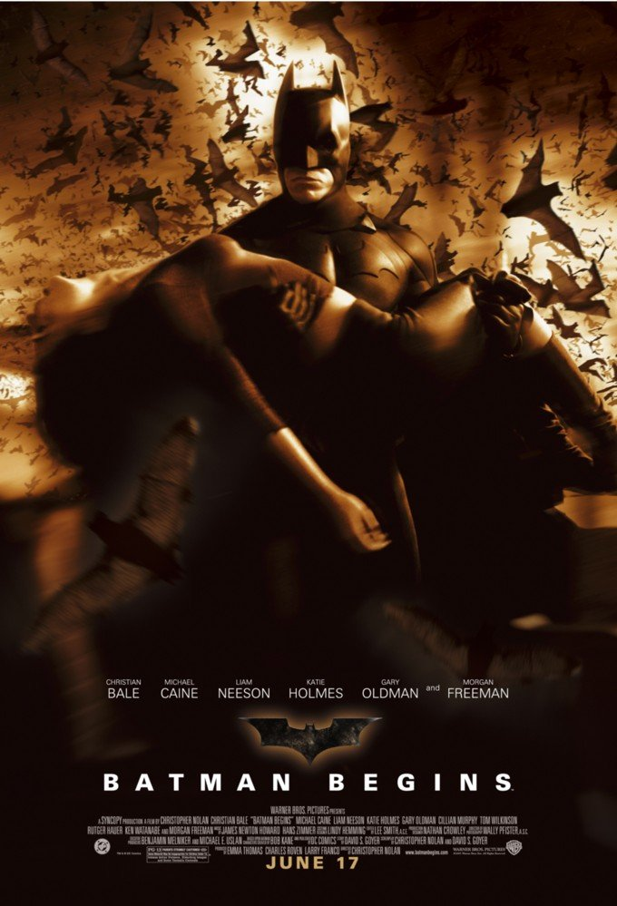 Batman Begins Watch Online