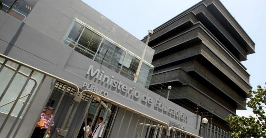 MINEDU aplicará sistema antisoborno en procesos de contrataciones, según Resolución Ministerial N° 628-2018-MINEDU - www.minedu.gob.pe
