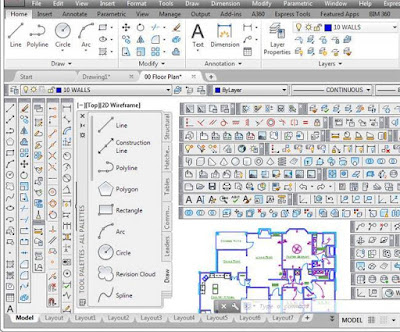 autocad-short-keys