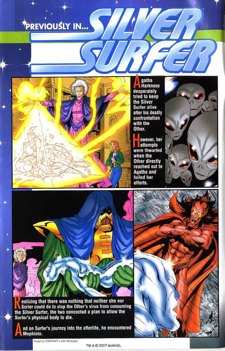 Read online Silver Surfer (1987) comic -  Issue #136 - 3