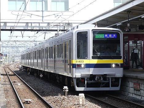 【新栃木止まり!】東武宇都宮線 ワンマン 新栃木行き2 20400型