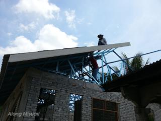 Elephant Roof Tile : Siap sepenuhnya