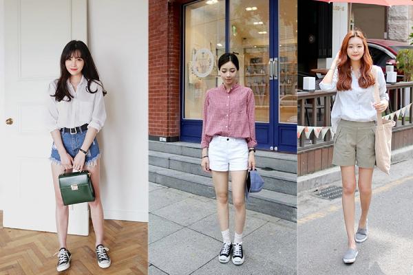 Cách mặc đẹp và mát mẻ trong mùa hè nóng nực