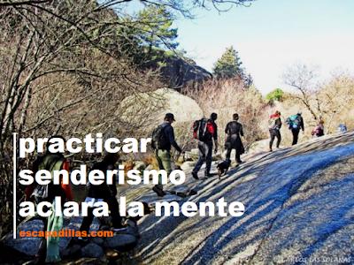 Sierra de Guadarrama - La Pedriza, con el grupo de senderismo - escapadillas.com