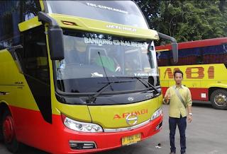 Bus Bandung Merak Arimbi