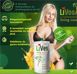 Lives -Apple pectin - - kattints a képre és máris rendelheted -
