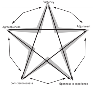My MBA Journey: Leadership: Big Five Model