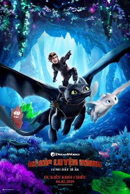 Xem Phim Bí Kíp Luyện Rồng 3: Vùng Đất Bí Ẩn