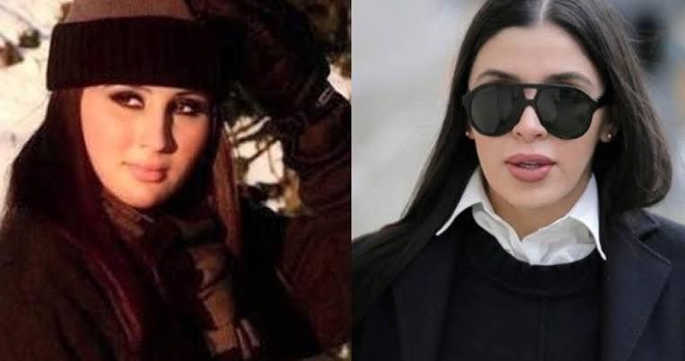 """Alejandrina Guzmán y Emma Coronel, comienzan a pelear por la marca de """"El Chapo"""""""