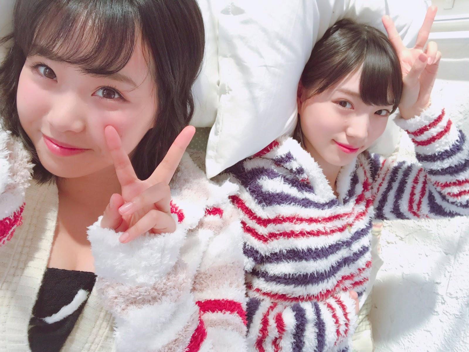 Ota Yuuri 太田夢莉, Kato Yuuka 加藤夕夏 NMB48, FLASH Special Gravure BEST 2017 Winter (FLASH スペシャルグラビア BEST 2017 冬号)